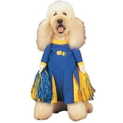 All American Cheerleader Dog Costume Pom Pom Pup XS pets Halloween Imperial Pets
