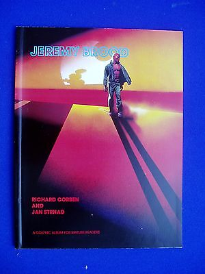 JEREMY BROOD  Richard Corben. Fantagor Press. . (1989)  vfn/nm