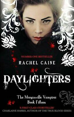 Daylighters (Morganville Vampires) by Rachel Caine Book The Cheap Fast Free Post