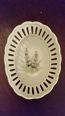 Andrea by sadek oval trinket jewelry candy small bowl
