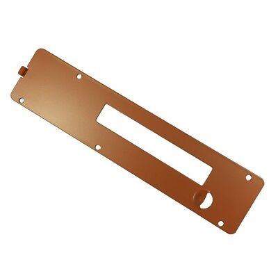 Ridgid OEM 089290001183 R4513 table saw replacement dado throat plate