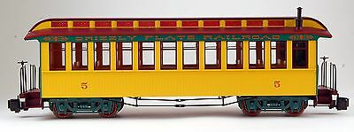 Bachmann G Scale (1:22.5 Train Coach - Grizzly Flats 97205