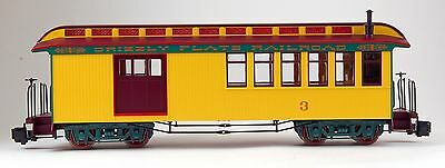 Bachmann G Scale (1:22.5 Train Combine - Grizzly Flats 97105