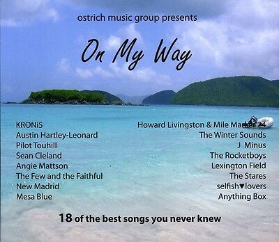 Ostrich Music Group - On My Way [New CD]