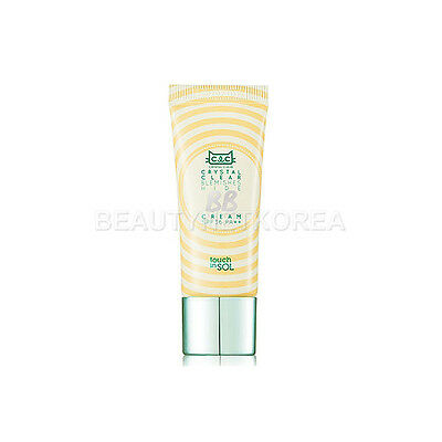 [TOUCH IN SOL] Crystal Clear Blemishes Hide BB Cream (SPF36 PA++)20ml / Cover
