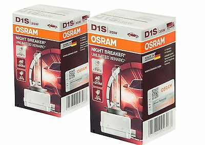osram xenarc night breaker unlimited 70 light d2s xenon. Black Bedroom Furniture Sets. Home Design Ideas