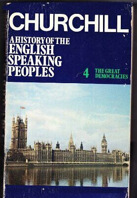 A History of the English Speaking Peoples, ... by Churchill, Winston S Paperback
