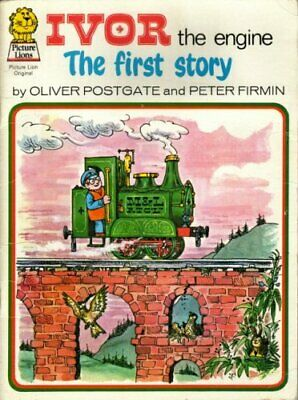 Ivor the Engine: First Story (Picture Lions) by Firmin, Peter Paperback Book The