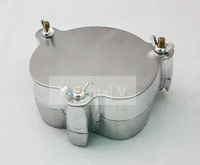 Dental Lab Equipment Denture Flask Aluminium Compressor Parts New