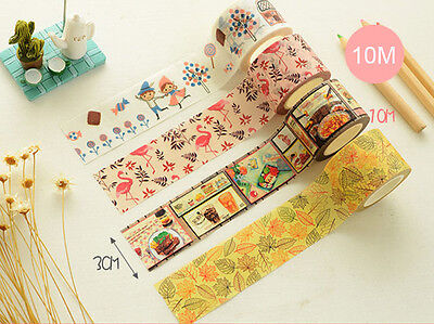 Japan Washi Tape Planner Decor 10Meters Mt020