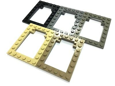 - Select Colour Long Pins LEGO 92099 4X6 Trap Door Hinge FREE P/&P!