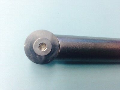 Carbide Wood Turning Tool for 18mm Round Insert
