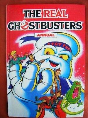 Real Ghostbusters Annual 1990 by Marvel Comics Ltd [Ghostbusters] Hardback Book