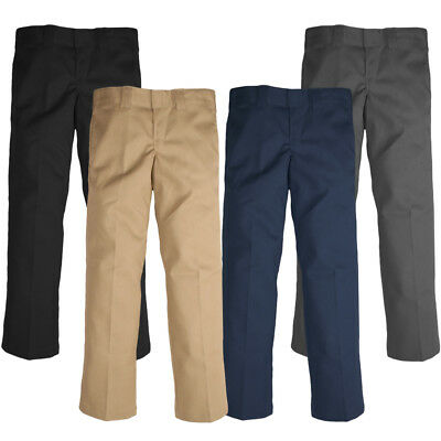Dickies WP873 Men's Slim Straight Work Pant