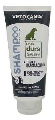 Vetocanis Shampoing Poils Durs Pour Chien 300 Ml