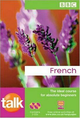 TALK FRENCH (BOOK & CD) NEW EDITION by Fournier, Isabelle Mixed media product