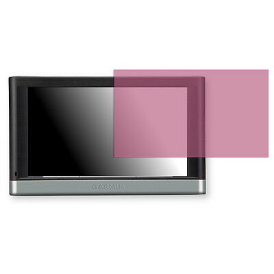 Golebo Screen Film for Privacy protection pink for Garmin nuvi 2597LMT