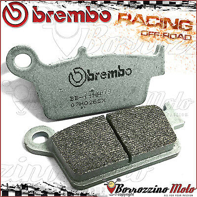 Rear Brake Pads Brembo Sx Sintered Offroad Racing 07Ho26Sx Suzuki Drz E 400 2000