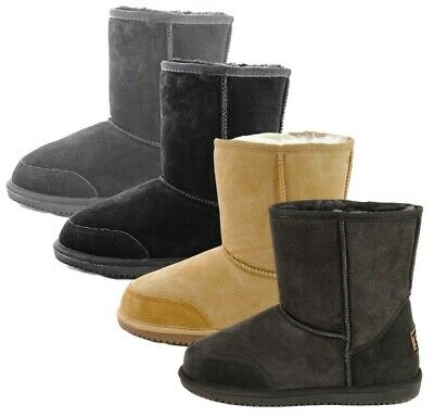 Originals Ugg Australia Mid Sheepskin Boot 5 6 7 8 9 10 11 12 13 14 Mens Ladies