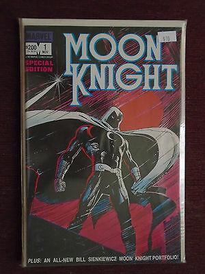 Moon Knight Special Edition (1983) #1-3, Three book SET NM