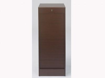 Simmob MATHA110WE Archivador Cortina 76 cm, madera de wengué [color NUEVO