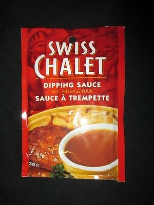 4 pack SWISS CHALET CHICKEN RIB FRENCH FRIES DIPPING SAUCE SEASONING MIX