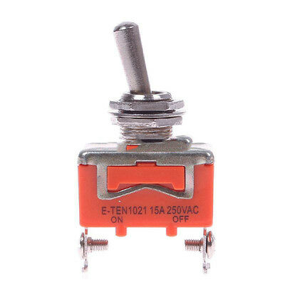 Toggle Switch 15 Amp 12 Volt up to 250 V. Marine Automotive Gadget Project