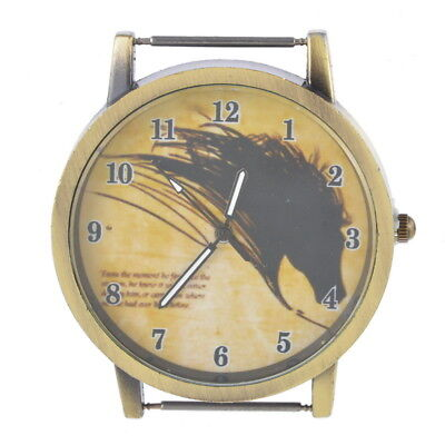 Vintage Steampunk Watch Face Bronze Tone for Watch Jewellery Making Craft DIY