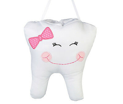 Girl Or Boy Tooth Fairy Pillow. 3 Styles!! Special Price!
