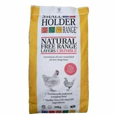 Allen & Page Layers Crumble 20 Kg Pet Supplies Creates Less Dust & Waste Than N