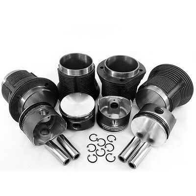 1776 VW Piston and Cylinder Kit Aircooled Volkswagen Performance