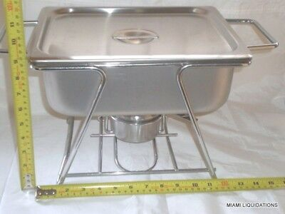 Vollrath Super Pan 3022-7 C16 SS Commercial Chafing Dish Chafer Rectangular