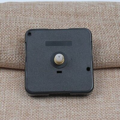 Quartz Wall Clock Movement Black Hands Motor Mechanism Replacement Parts Kit US