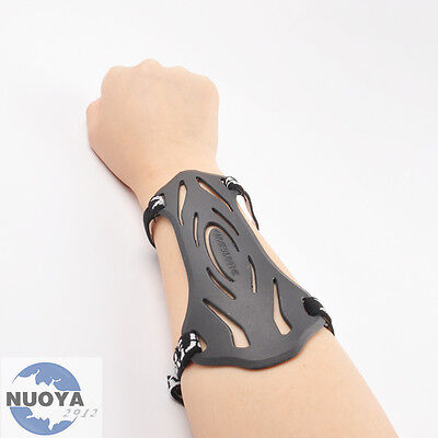 Rubber Black Protector Arm Guards Barcer For Archery Compound & Recurve Bow