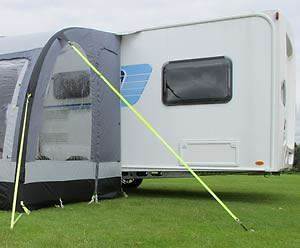 Kampa Rally Caravan Awning Tie Down Storm Kit for Rally, Ace and Fiesta Awnings