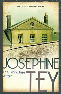 The Franchise Affair by Tey, Josephine Paperback Book The Cheap Fast Free Post