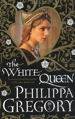 The White Queen by Gregory, Philippa Hardback Book The Cheap Fast Free Post