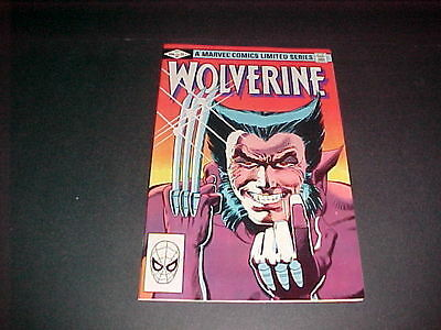 Wolverine #1 Limited 9.9 Mint White Pages
