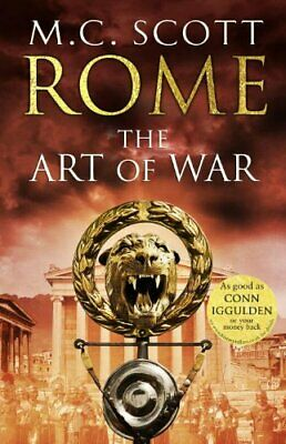 Rome: The Art of War (Rome 4) by Scott, M C Book The Cheap Fast Free Post