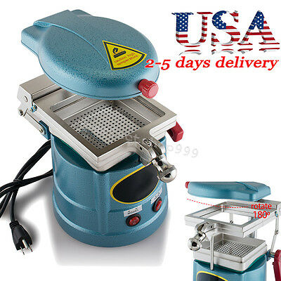 New Dental Lab Equipment Dental Vacuum Former Vacuum Forming Molding Machine USA