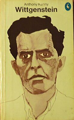 Wittgenstein (Pelican Books) by Kenny, Anthony Paperback Book The Cheap Fast