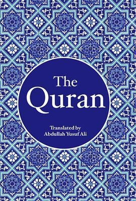 "The Quran translated by Abdullah Yusuf Ali ""5x7"""