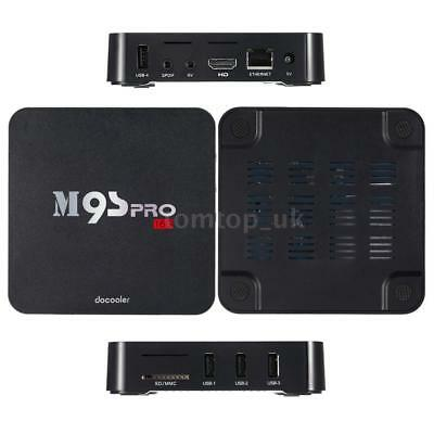 M9SPro 4K S905X 2GB/16GB Quad Core Android 6.0 HD Smart TV Box WiFi Media player