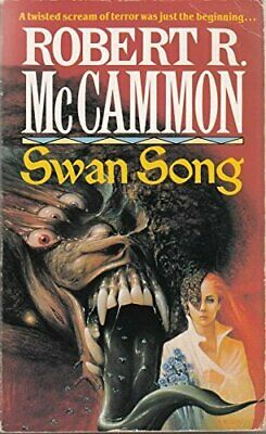 Swan Song by McCammon, Robert Paperback Book The Cheap Fast Free Post