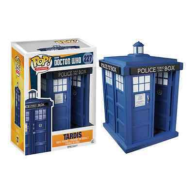 Figurine Pop! XL Doctor Who Tardis Licence Officielle