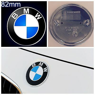 1x neu bmw hartge 82mm emblem motorhaube heckklappe logo. Black Bedroom Furniture Sets. Home Design Ideas