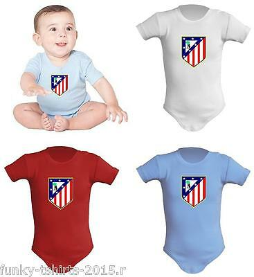 Body Bebe Atletico De Madrid