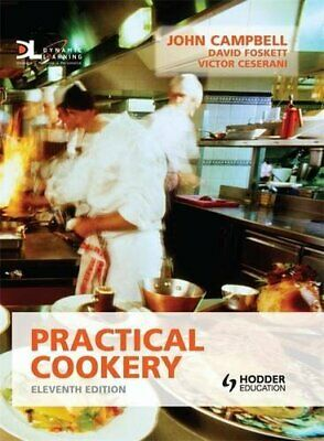 Practical Cookery (Book & DVD-ROM) by Ceserani, Victor Mixed media product Book