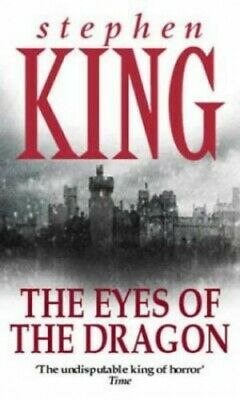The Eyes Of The Dragon by King, Stephen Paperback Book The Cheap Fast Free Post