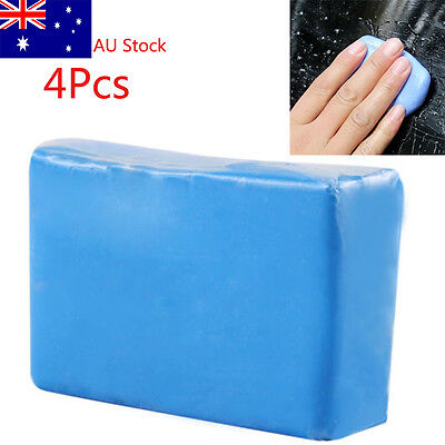 4X Hot Magic Car Truck Clean Clay Auto Vehicle Bar Cleaning Soap Detailing Wash